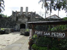 遺跡が人気のデートスポット? セブ島「サン・ペドロ要塞」