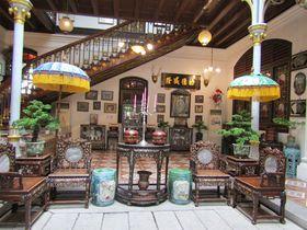 異文化融合の美しき豪邸!ペナン島・プラナカンマンションへようこそ