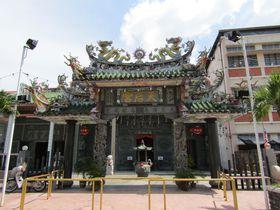 華僑の強力な一族結束の証 ペナン島「海南寺院(天后宮)」
