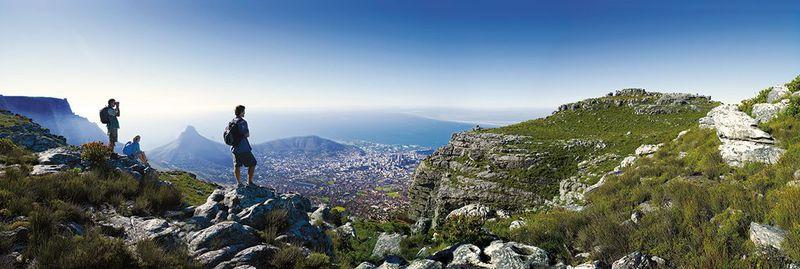 世界で最も美しい街の一つ「ケープタウン」で南アフリカの多彩な魅力を体感しよう!