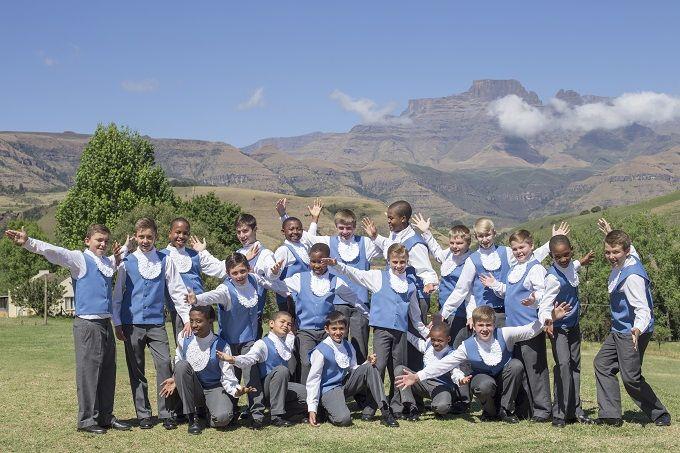 世界トップクラスの歌声!ドラケンスバーグ少年合唱団