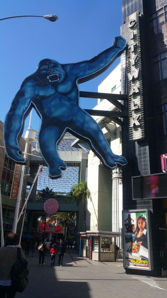 ハリウッド映画の世界にようこそ