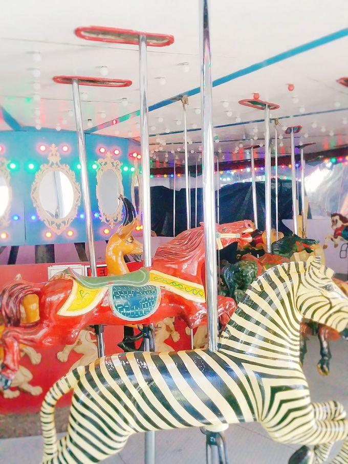 子供にかえれるわくわく空間!室内ゲームセンターで弾けよう!