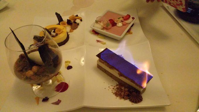 ステーキハウスでカルフォルニアキューイジーヌも味わえる!