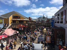 サンフランシスコ名所「Pier39」を遊び尽くす!