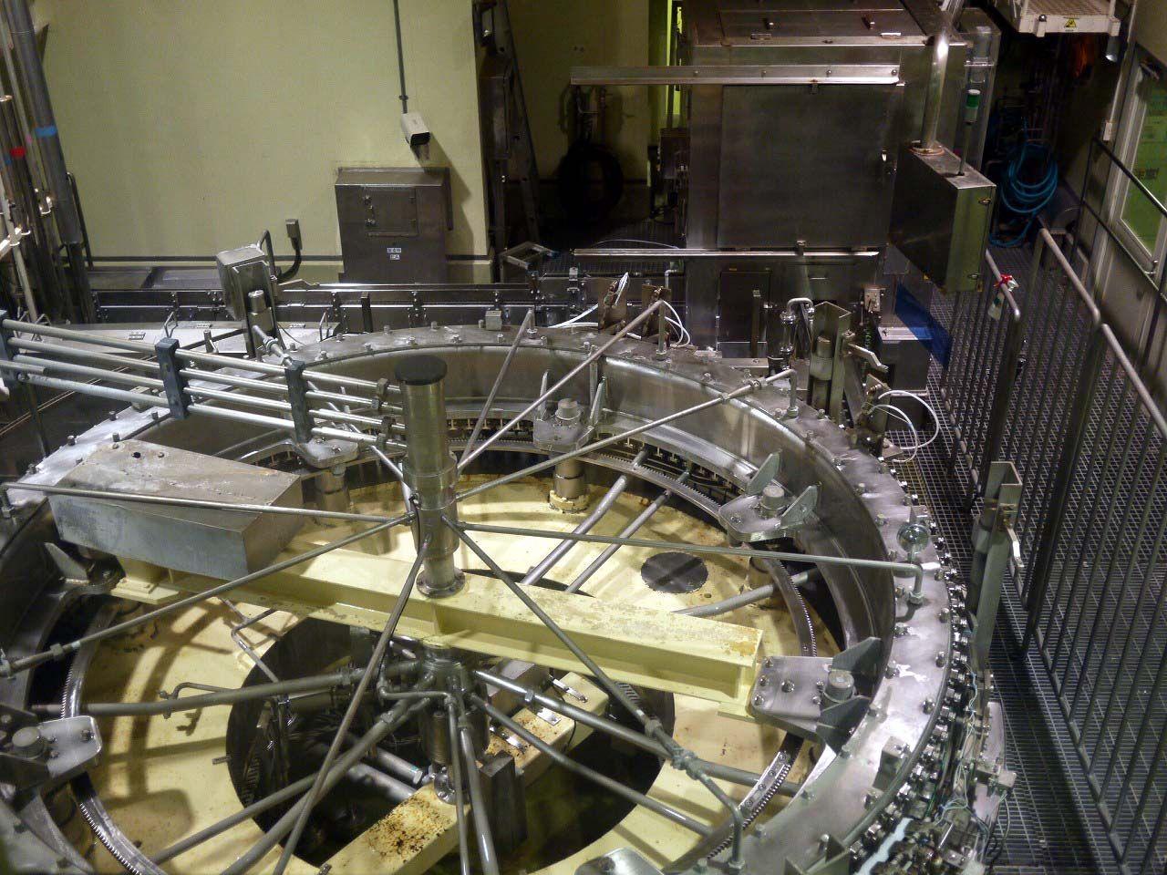 午後は工場見学とビール作りの仕上げ