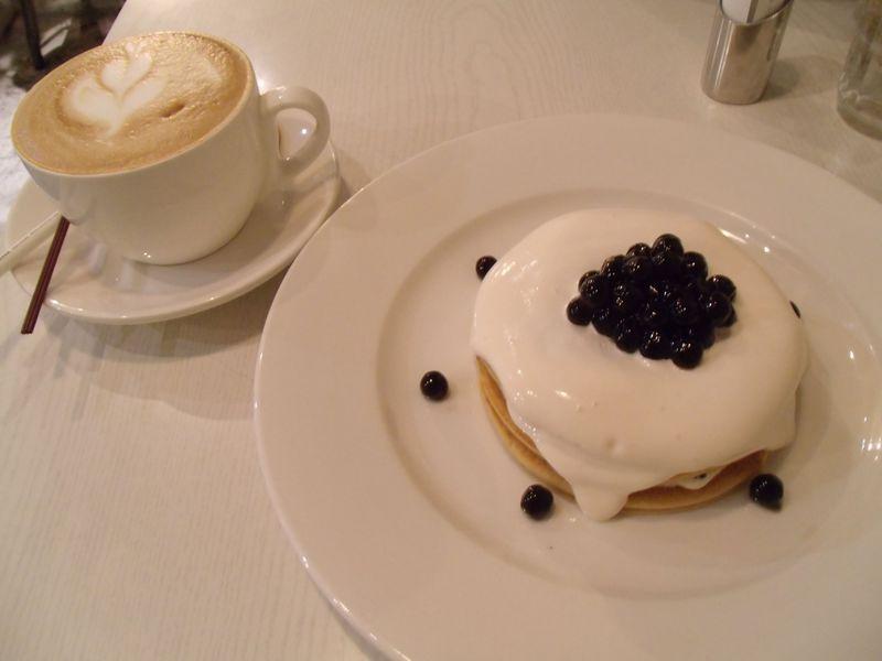 タピオカミルクティーパンケーキが可愛い!台北「美好年代」で過ごすティータイム