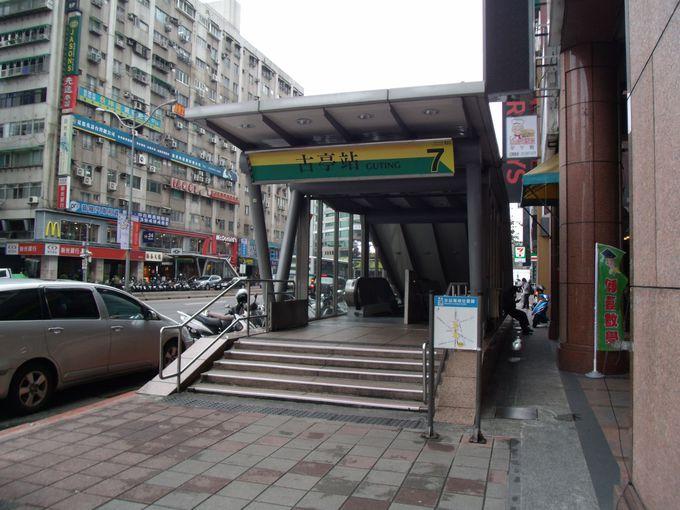 MRT古亭駅近くの人気小籠包店
