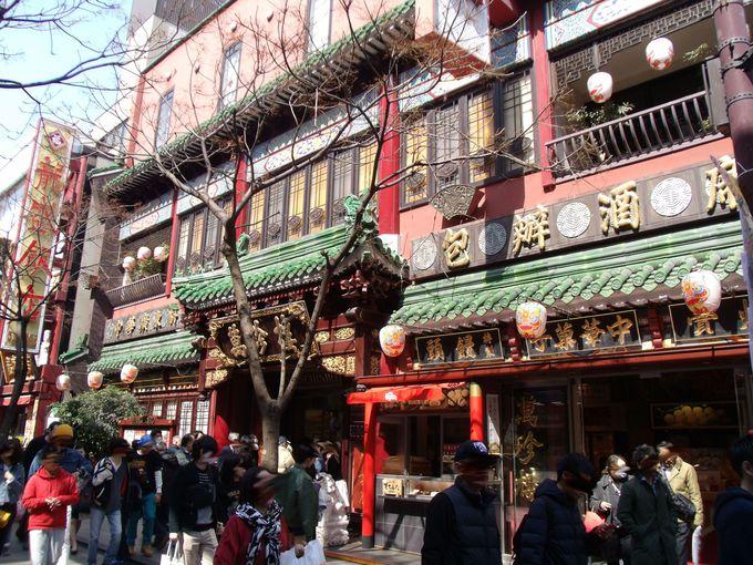横浜中華街の老舗「萬珍樓」
