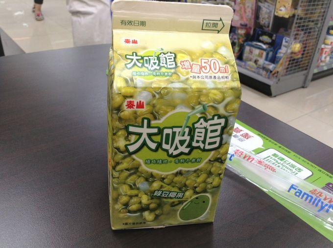 緑豆とナタデココがたっぷり!「大吸館」