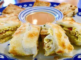 蛋餅と大根餅のもちもちコンビで台湾朝ごはん!台北「軟食力」