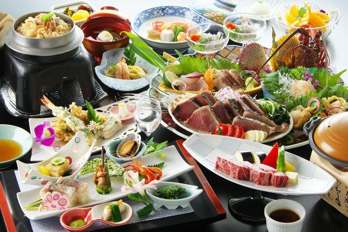 (5)高知県産の産品ふんだん!「朝食バイキング」で鋭気を養おう