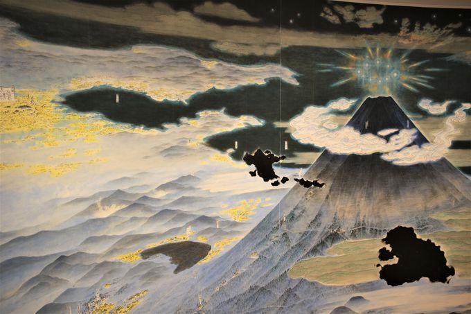ガイドアプリを使って、富士山の信仰や芸術を学ぼう