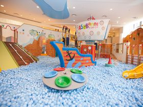 赤ちゃんから楽しめるアソボーノ!都内最大級の屋内型キッズ施設|東京都|トラベルjp<たびねす>