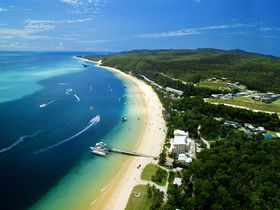 砂の楽園モートン島に滞在!タンガルーマ・アイランドリゾート