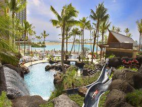 ハワイ子連れ旅行におすすめホテル「ヒルトン・ハワイアン・ビレッジ」
