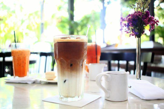 穴場の隠れ家カフェ「Cafe Cha」