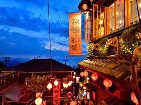 何度訪れても飽きない!台湾・九份の夜景撮影スポット