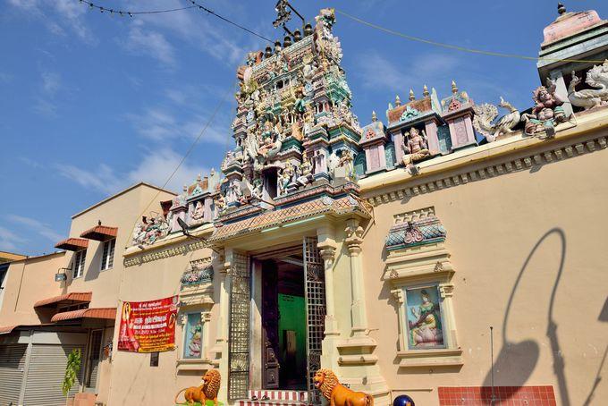 スリマハマリアマン寺院