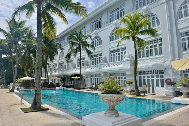 ペナン島「イースタン&オリエンタルホテル」由緒ある新館or新築の別館、どちらに泊まる?
