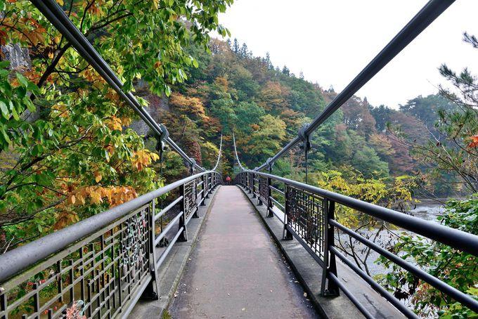 吹割渓谷遊歩道を歩こう