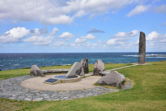 男鹿半島の最北端、観光の起点「入道崎」
