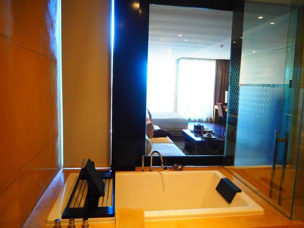 オーシャンビューのリゾート感溢れる客室
