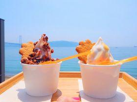 土日限定の絶景海カフェ!神戸舞子「CLTcafe」|兵庫県|トラベルjp<たびねす>