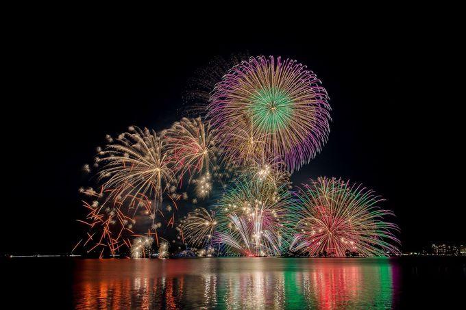 島根県「松江水郷祭」で西日本最大級の花火を楽しむコツ