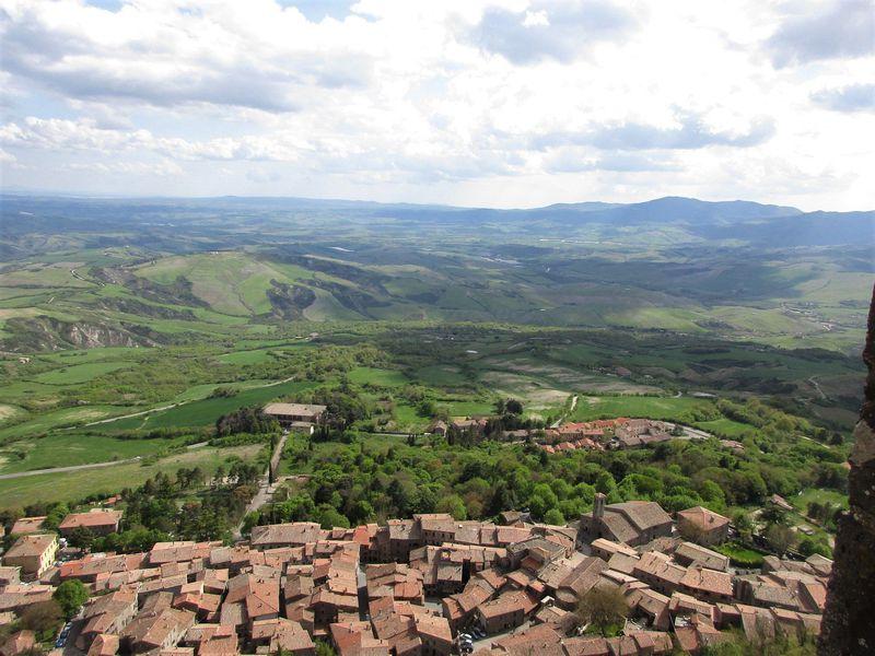 あの風景はどこにある?世界遺産・イタリア「オルチャ渓谷」攻略ガイド