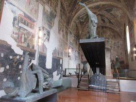 フィレンツェ近郊「ピストイア」、近代彫刻家マリーノ・マリーニの故郷を訪ねて