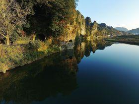 慈悲の心からできた隧道!大分県中津市「青の洞門」は禅海和尚の魂|大分県|トラベルjp<たびねす>