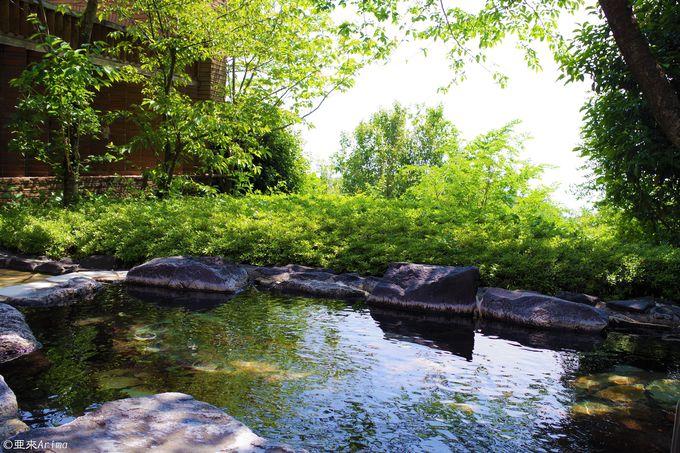 絶景ビスタバス&温泉大浴場で極楽タイム
