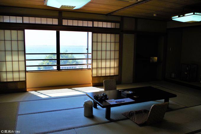 まさに古き良き日本!からの、絶景!