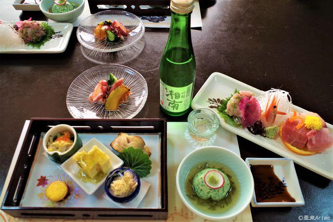 江ノ島の美食でパワーチャージ!