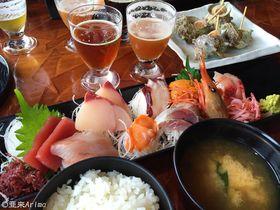 静岡「伊豆高原ビール」でディープインパクトな漁師めしと地ビールの乱れ打ち!|静岡県|トラベルjp<たびねす>
