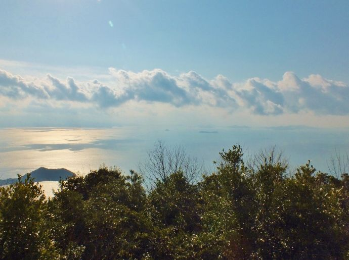 海道最高峰のハイキング島
