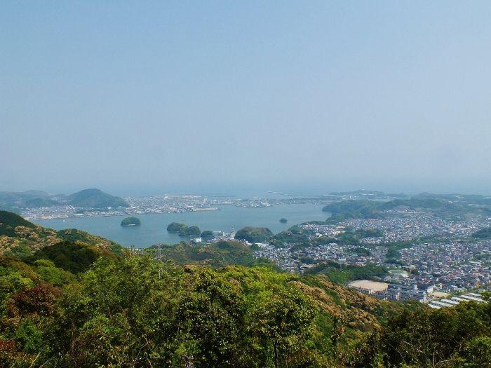 龍馬も登った高知市一の絶景・鷲尾山