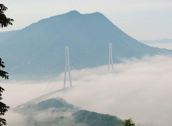 遂に現る「天空の橋」