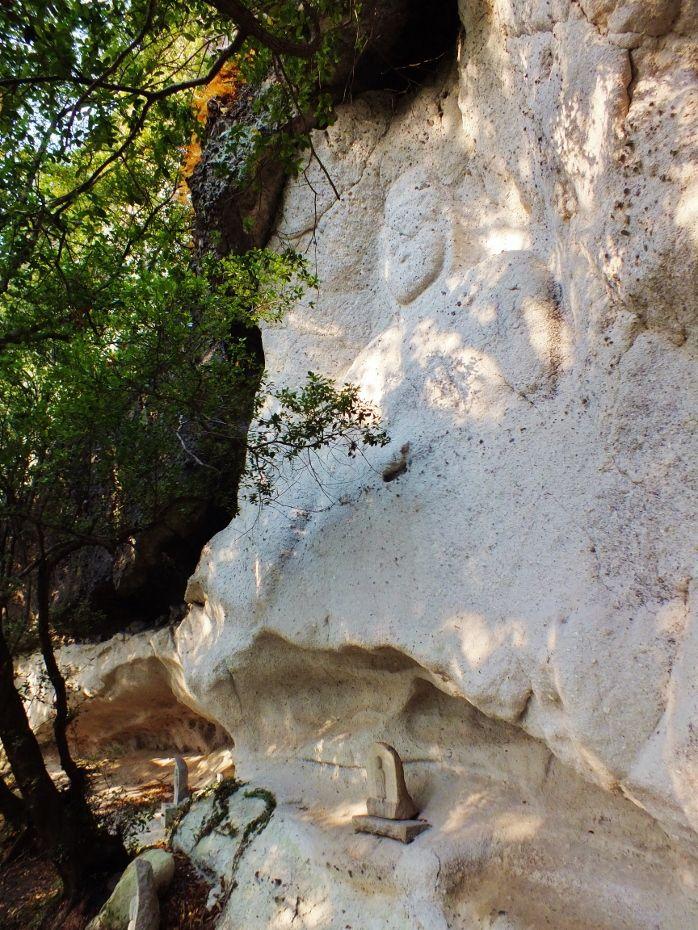 一度は見たい四国屈指の巨大磨崖仏