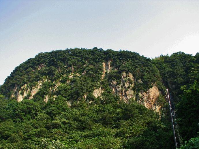 香川県一の滝~幻の瀑布・稚児ヶ滝~