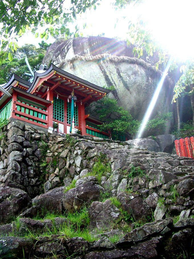 熊野古道からパワーを!「神倉神社・大斎原」
