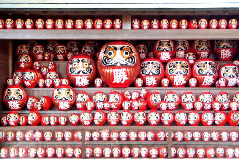 人生の勝負時には、大阪・勝尾寺で勝運を授かろう!