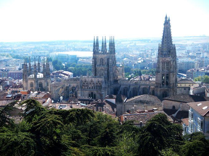世界遺産・サンタ・マリア大聖堂がシンボルの「ブルゴス」!