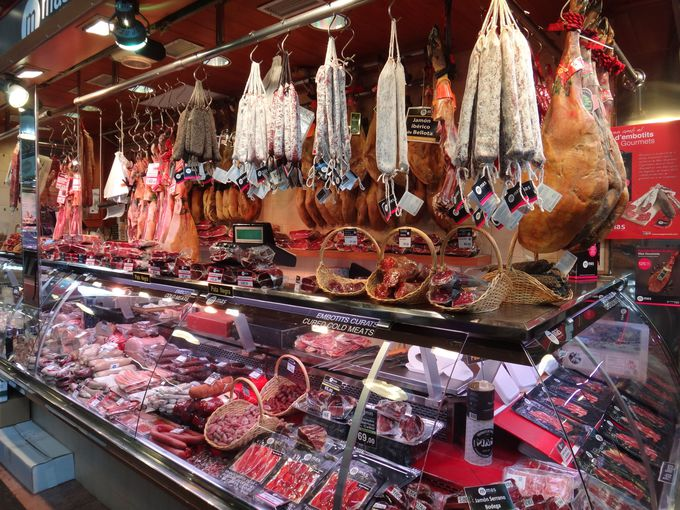 市場でバルセロナの食が「美味し過ぎる」理由がわかる!