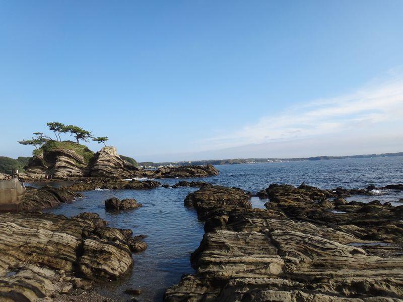海が見たい!思い立ったら三浦半島西海岸のドライブに行こう
