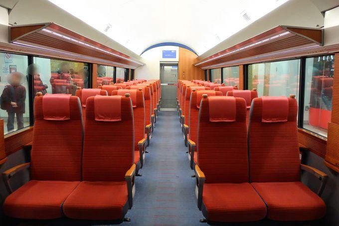 限定32席の特等席へ!視界に飛び込んでくる迫力ある景色に釘付け