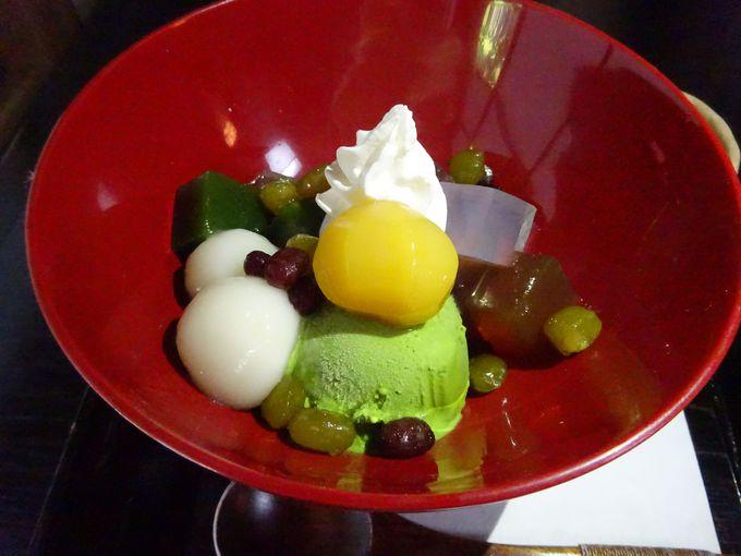 叶匠寿庵が手掛ける甘味処「哲学の径 京都茶室棟」で一休み