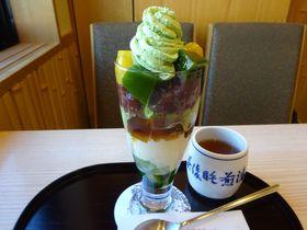 京都で人気の和スイーツ! 「抹茶パフェ」おすすめ5選