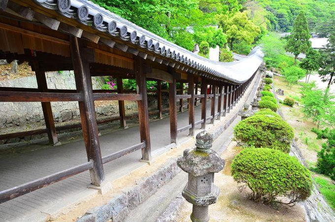 上田秋成の『雨月物語』にも登場した吉備津神社